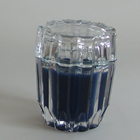 1977, Estée, STAR CRYSTAL FRAGRANCE CANDLE - LARGE