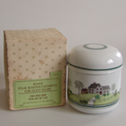 1978, Aliage, FOUR SEASONS CACHEPOT FOR GUEST SOAPS