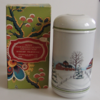 1979, Aliage, FOUR SEASONS - CACHEPOT FOR GUEST SOAPS