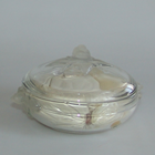 1979, Pavillion, CHRISTMAS ROSE POWDER DISH